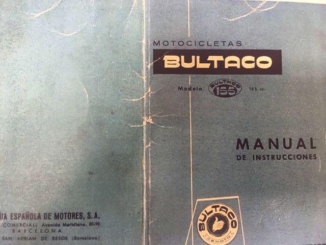 BULTACO - MERCURIO