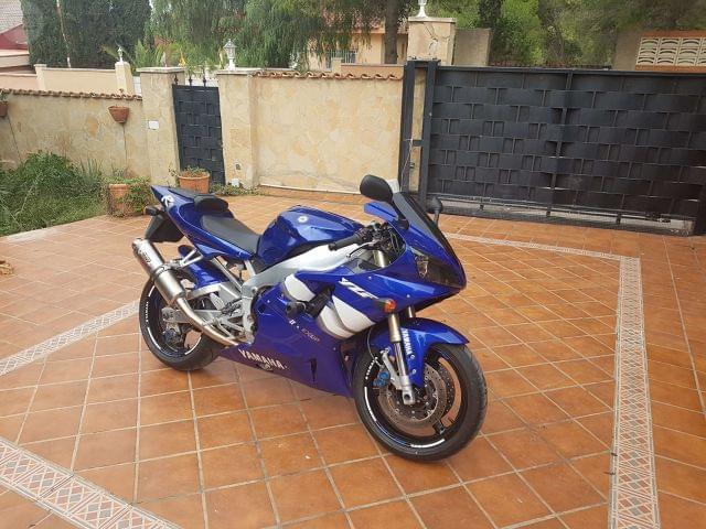 Mil Anuncios Com Despiece Yamaha R1 Venta De Motos De Segunda