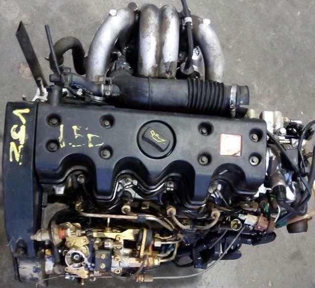 MOTOR COMPLETO 1. 5D CITROEN SAXO VJZ