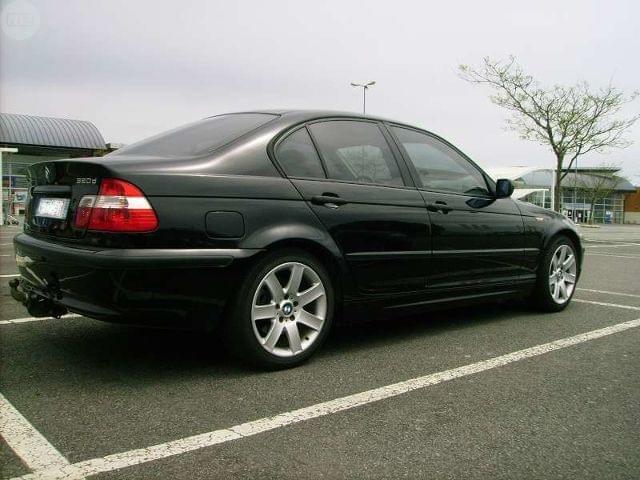 DESPIECE 320D 150CV BMW E46 PACK M