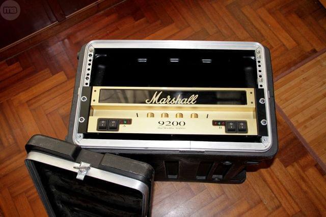 AMPLIFICADOR MARSHALL 9200 VÁLVULAS