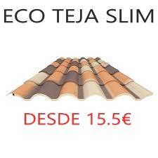 Nuevo Panel Teja Slim Desde 15. 5M2  (4)