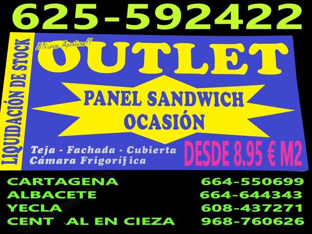 El Mejor Panel Sandwich Nosotros 8. 95 (1