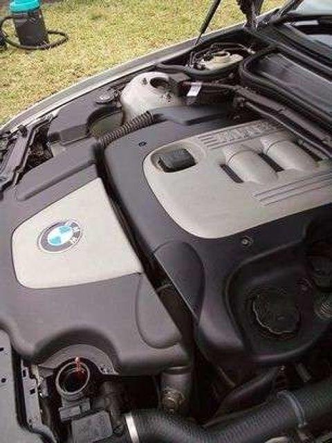 BMW 320D 150CV DESPIECE E46 -2004-