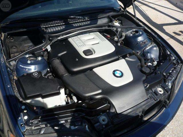 MOTOR 204D4 , CAJA , BMW 320D DIESEL E46