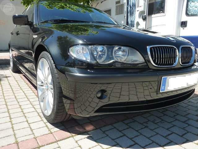 BMW 320D 150CV - 2004 - DESPIECE E46