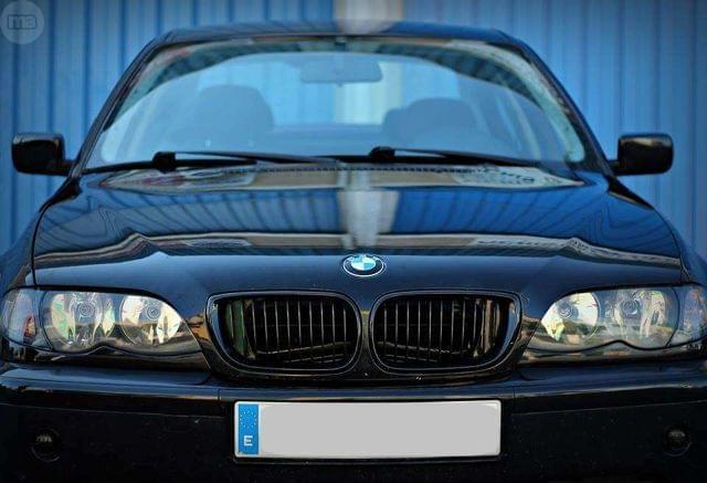 BMW E46 320D 150CV PACK M