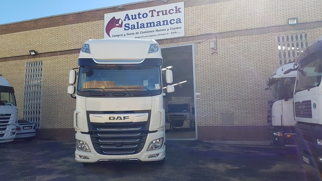 DAF XF 530 SSC NUEVO - AUT. INTARDER LED SPOILERS E6