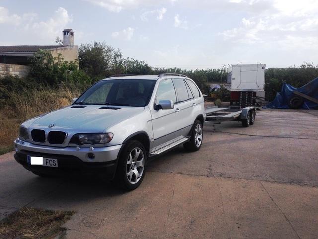 BMW - CONJUNTO PORTACOCHES - foto 1