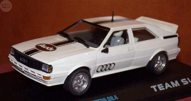 Audi Quattro Gr4 Blanco Escala 1:32 De T