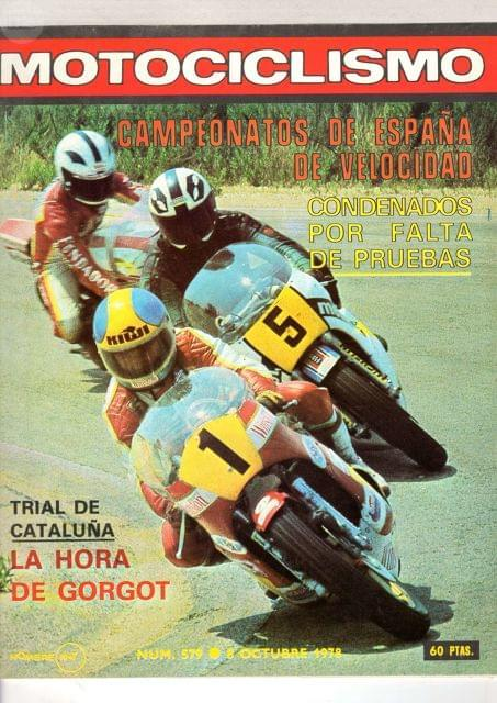 Revista Motociclismo Número 579