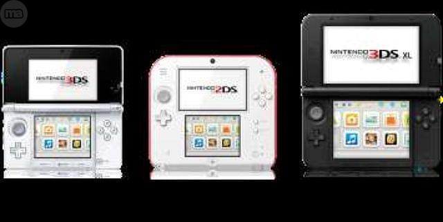 NINTENDO 2DS Y 3DS XL