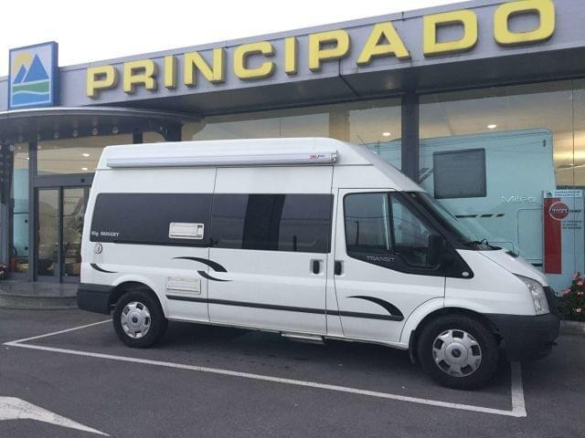 FORD TRANSIT - TIPO CAMPER