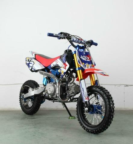 MINI MOTO CROSS 90CC KRX RUEDAS 12/10 - foto 1