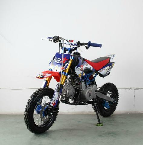 MINI MOTO CROSS 90CC KRX RUEDAS 12/10 - foto 3
