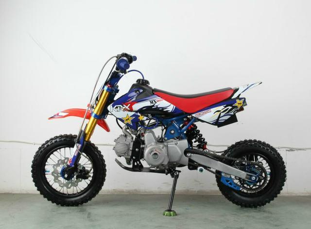 MINI MOTO CROSS 90CC KRX RUEDAS 12/10 - foto 4