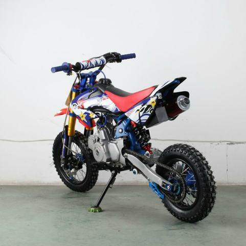 MINI MOTO CROSS 90CC KRX RUEDAS 12/10 - foto 5