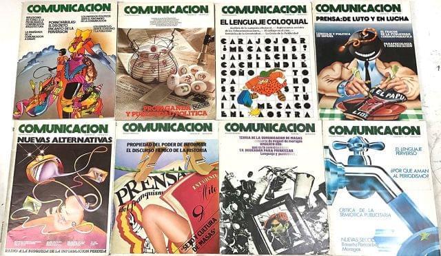 REVISTA COMUNICACIÓN AÑOS 70 - foto 1