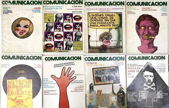 REVISTA COMUNICACIÓN AÑOS 70 - foto 2