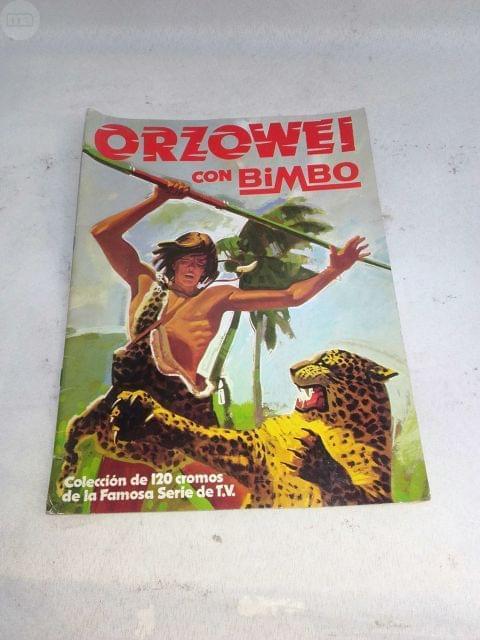 Album Bimbo Orzowei