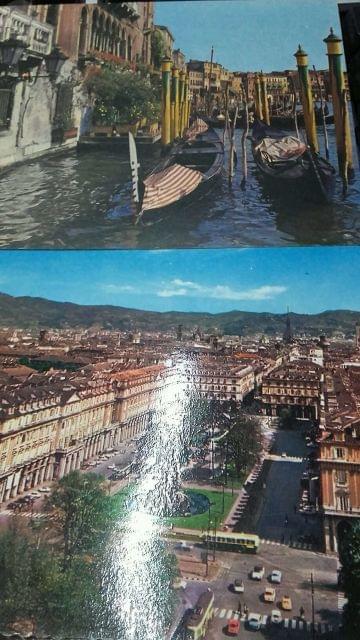 LOTE ANTIGUAS POSTALES ITALIA. - - foto 2