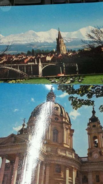 LOTE ANTIGUAS POSTALES ITALIA. - - foto 3