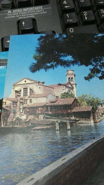 LOTE ANTIGUAS POSTALES ITALIA. - - foto 7