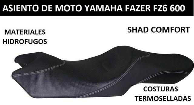 ASIENTO DE MOTO YAMAHA FAZER FZ6