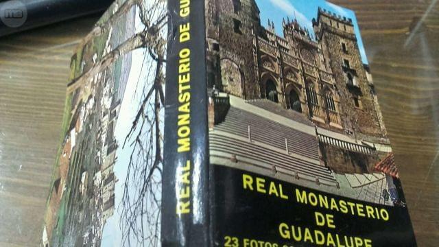 TIRA DE POSTALES MANASTERIO DE GUADALUPE - foto 3