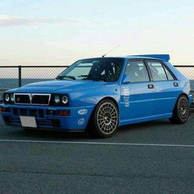 KIT DE FIBRA LANCIA DELTA EVOLUTION