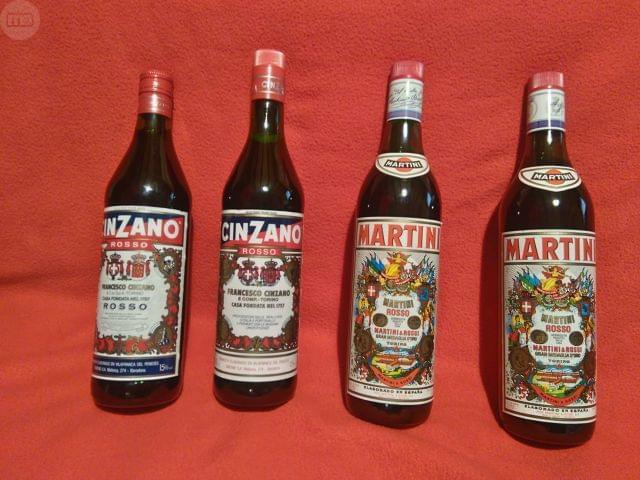 Lote De 5 Botellas Antiguas
