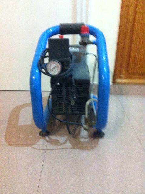 Compresor Profesional Para Clavadoras