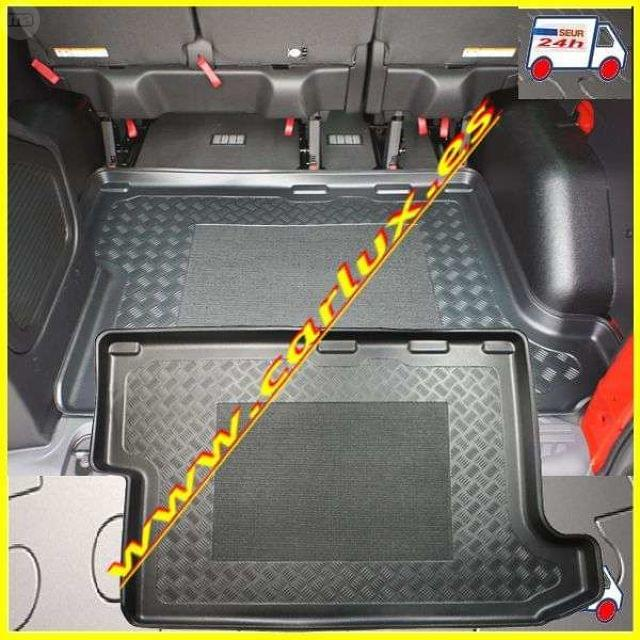 FORD TOURNEO COURIER PROTECTOR SUELO