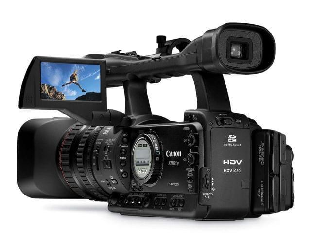 CÁMARA CANON XH A1S + CAME TV STEADICAM - foto 8