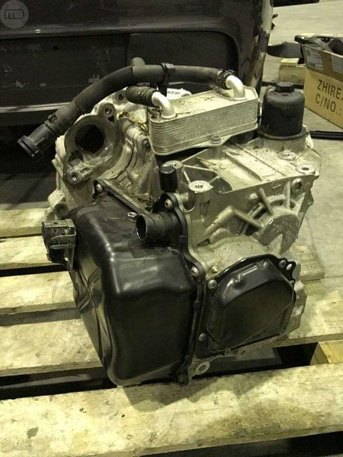 VW CAJA CAMBIOS DSG GOLF VI GTI TSI 2. 0