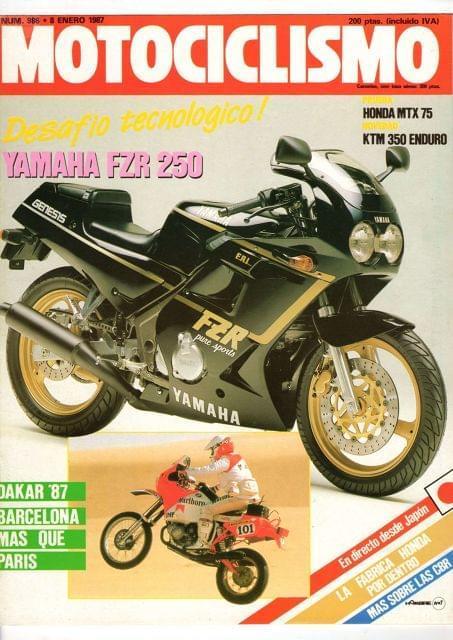 Revista Motociclismo Numero 986