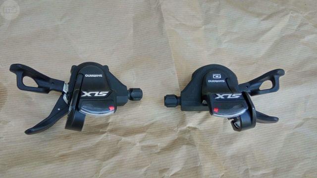 Mandos Shimano Slx 3X10V  M670