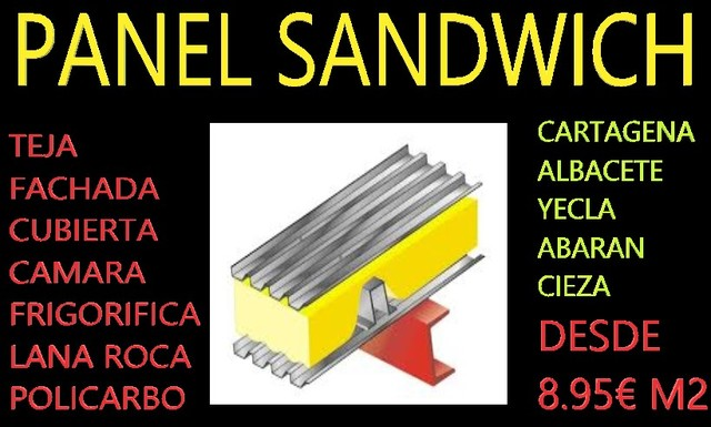 Apertura En Cartagena Panel Sandwich