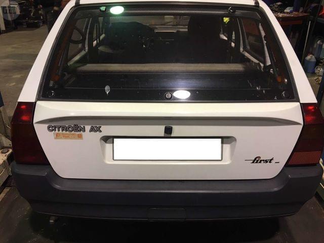 Mitsubishi Pajero Shogun Sport Challenger de bloqueo del portón trasero o 2000-2008 Nuevo Oem