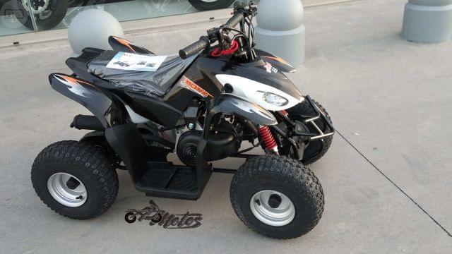 GOES - ATV XS 50 - foto 1