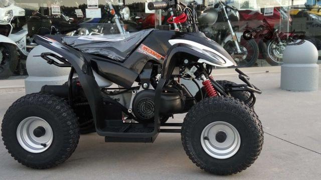 GOES - ATV XS 50 - foto 5