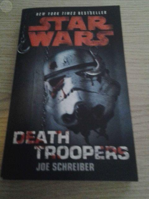 DEATH TROOPERS JOE SCHREUDERS STAR WAR - foto 1