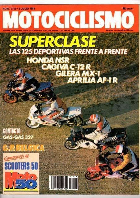 Revista Motociclismo Numero 1115
