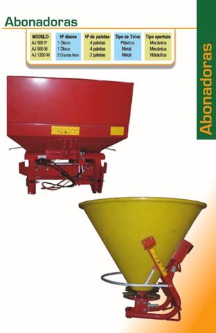 APEROS AGRIA - MINITRACTORES KUBOTA