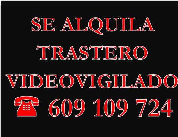 TRASTERO EN EL ALISAL VIDEOVIGILADO 49 - foto 1