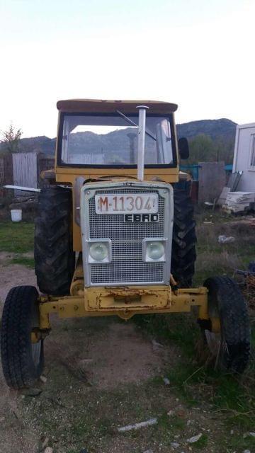 Massey Ferguson Tractor datatronic 4 Cable Adaptador De Cámara