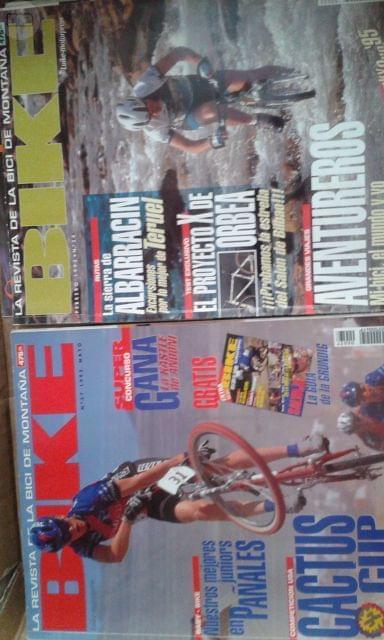 Revistas Bike