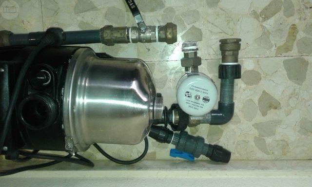 Bomba De Agua Grundfos 230V/1000W