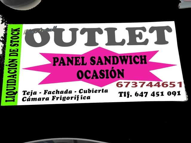El Panel Sandwich De Outlet Desde 8. 95