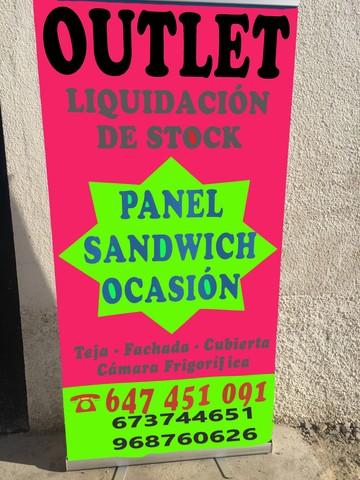 En Cartagena Panel Sandwich 8. 95     (2)